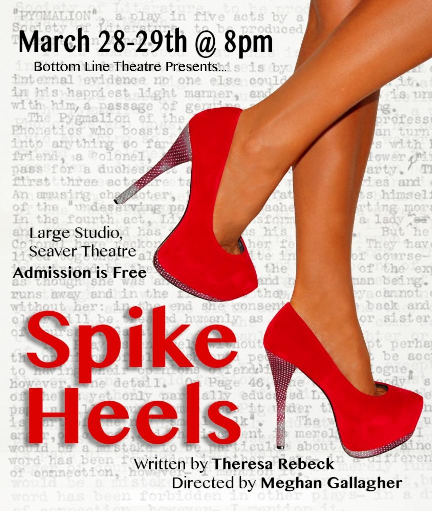 Spike Heels Poster