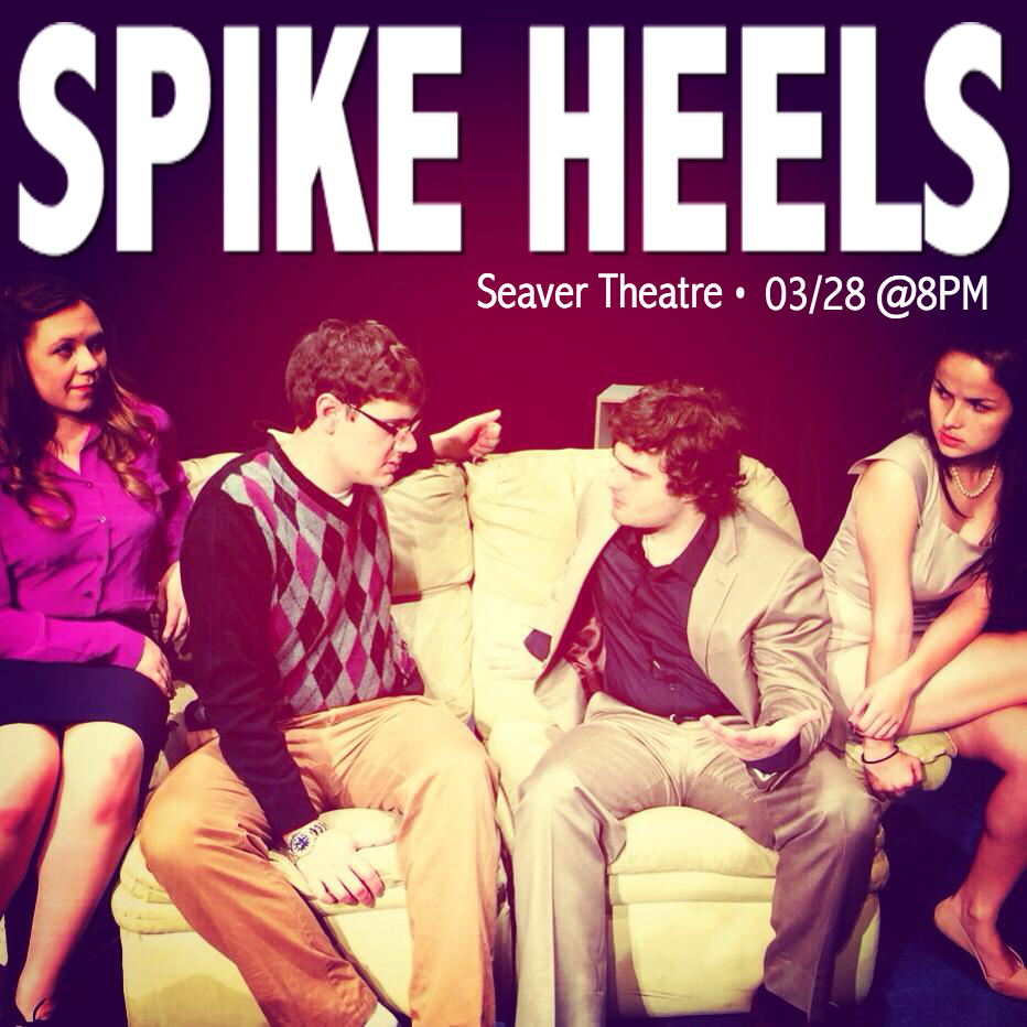 Spike Heels Cast