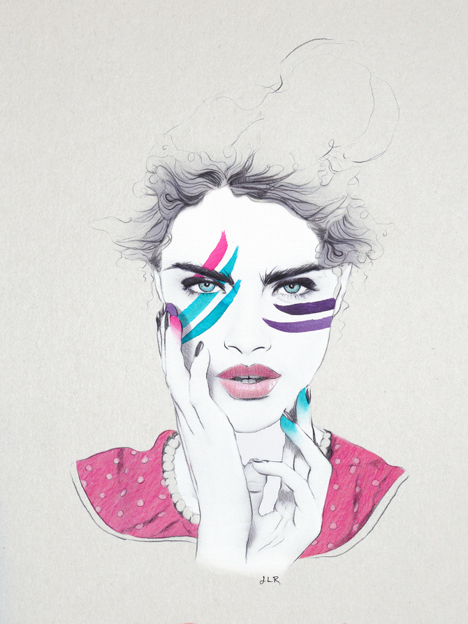 Jenny Liz Rome WarPaint-Beatrice