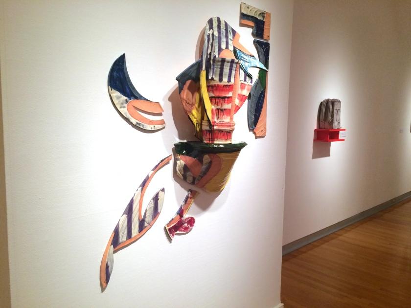Scripps Art Show 2