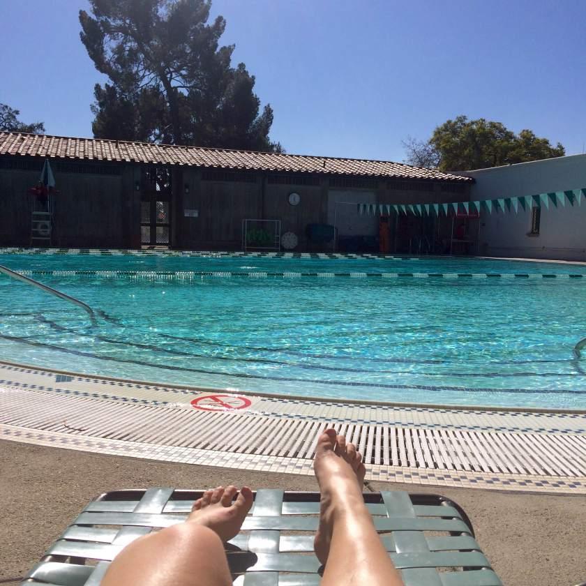 Scripps Pool