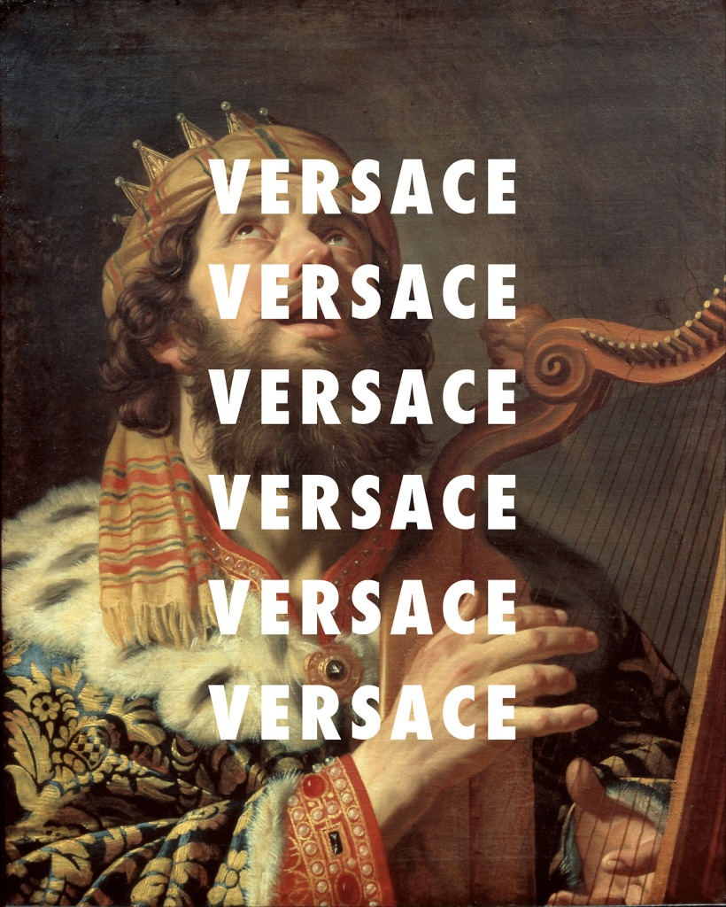 fly art versace
